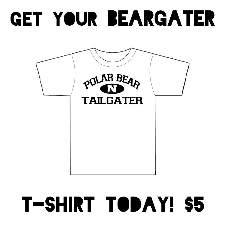The North High Tailgate T-shirts!