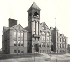 North High in the beginning