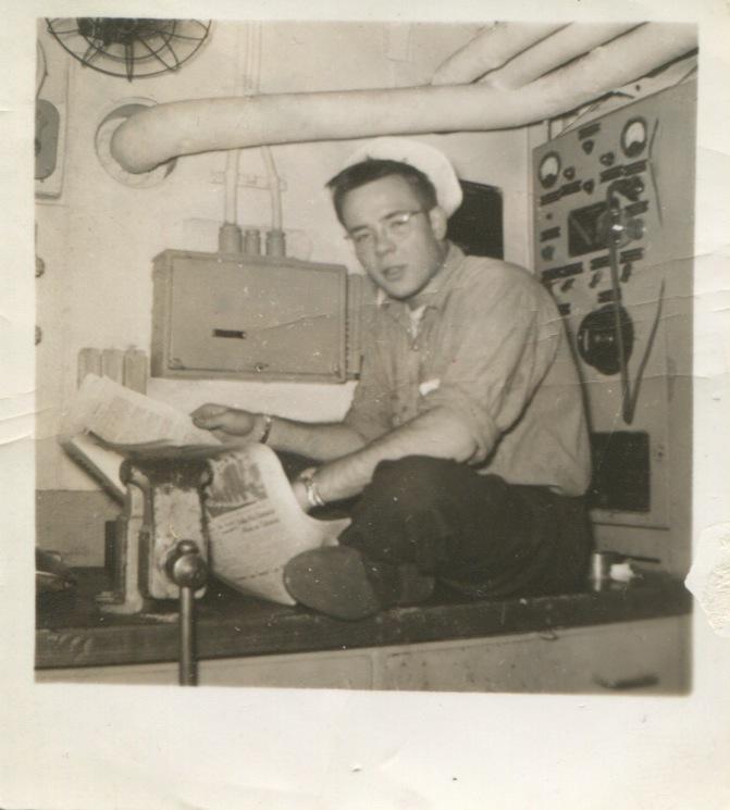 The Good Ol' Days: A veteran tells his life story