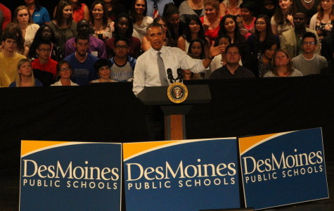 Obama and Duncan leave politics in Washington, focus on students and education
