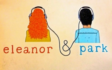 The cover of Rainbow Rowell's book, Eleanor and Park. Rowell is an author from Omaha, Neb.