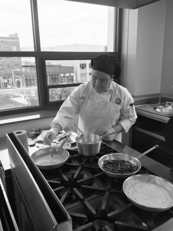 Shelby Sonderleiter: Cooking from the Heart
