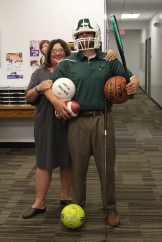 OJ Sinclair leads Athletic Department