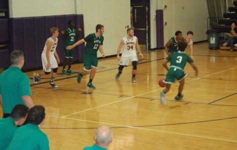 Varsity Boys Basketball Vs. Indianola High school