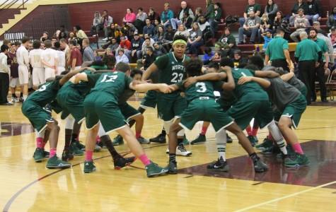 North boys basketball beat Lincoln Tuesday