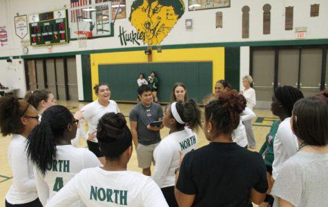 Varsity Volleyball vs. Hoover